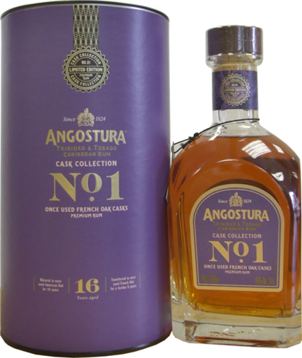 ANGOSTURA NO.1 RUM 40% 70CL on Sale!