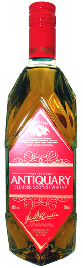 ANTIQUARY BLENDED SCOTCH WHISKY 43% 70CL