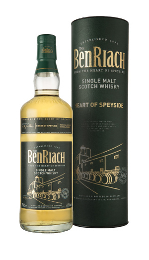 BENRIACH HEART OF SPEYSIDE 40% 70CL