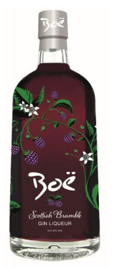 BOE SCOTTISH BRAMBLE GIN LIQUEUR 20% 50CL
