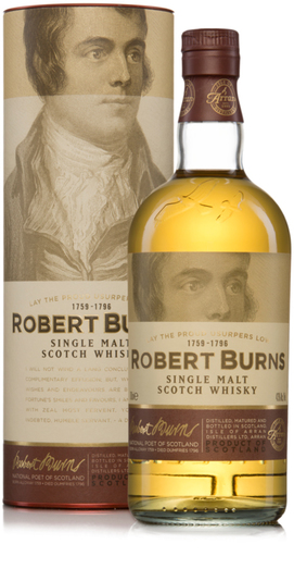 BURNS MALT 43% 70CL