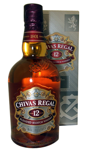 CHIVAS REGAL 12YO 43% 70CL