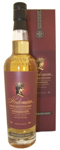 COMPASS BOX HEDONISM 43% 70CL