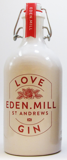 EDEN MILL LOVE GIN 42% 50CL