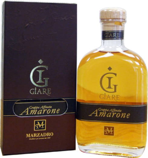 GRAPPA MARZADRO AMARONE 41% 20CL