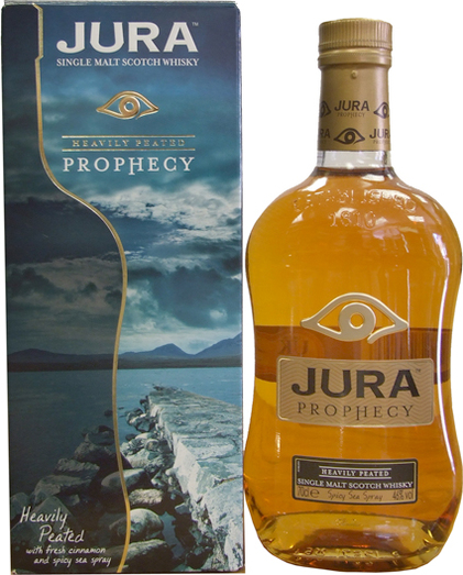 ISLE OF JURA PROPHECY 46% 70CL
