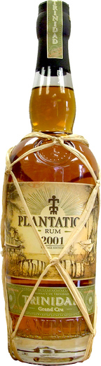 PLANTATION TRINIDAD 2001 42% 70CL