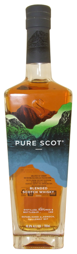 PURE SCOT BLENDED WHISKY 40% 70CL
