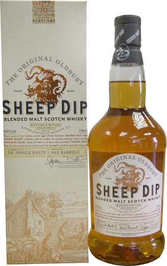 SHEEP DIP 70CL 40%