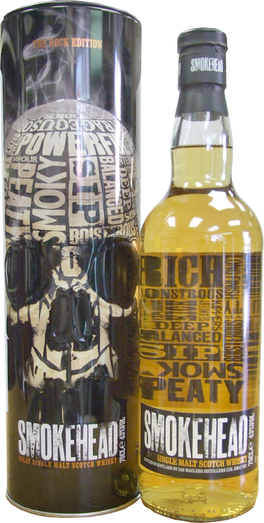 SMOKEHEAD MALT 43% ISLAY 70CL
