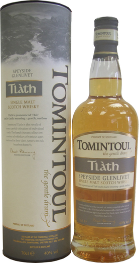 TOMINTOUL TLATH 40% 70CL