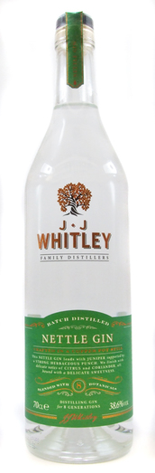 WHITLEY NETTLE GIN 38.6% 70CL