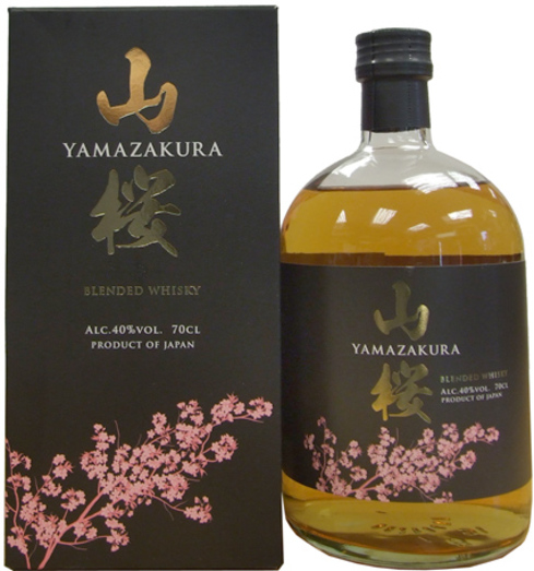 YAMAZAKURA BLENDED WHISKY 40% 70CL