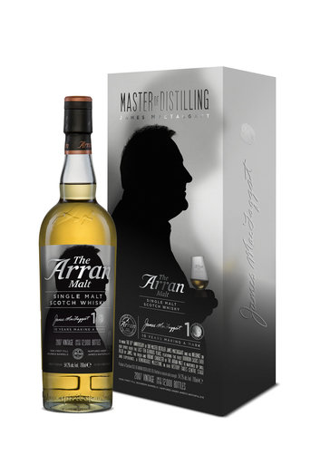 ARRAN JAMES MACTAGGART 10TH ANNIVERSARY LTD 54.2% 70CL on Sale!