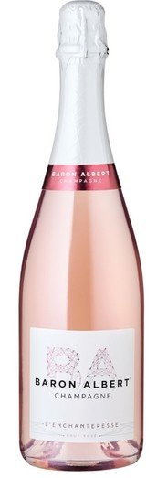 BARON ALBERT ROSE NV CHAMPAGNE 75CL 12% on Sale!