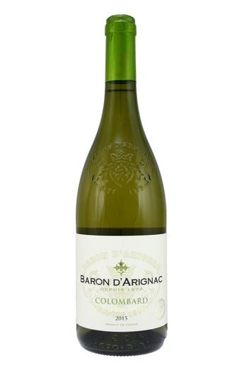 BARON D' ARIGNAC COLOMBARD 2017 11% 75CL on Sale!
