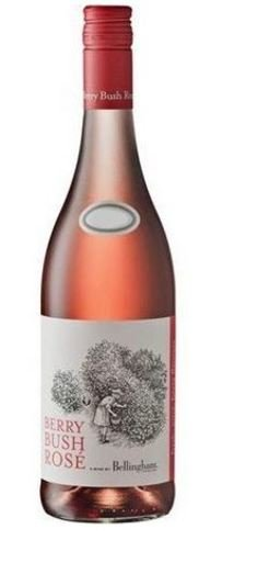 BELLINGHAM BERRY BUSH ROSE 2018 12.5% 75cl