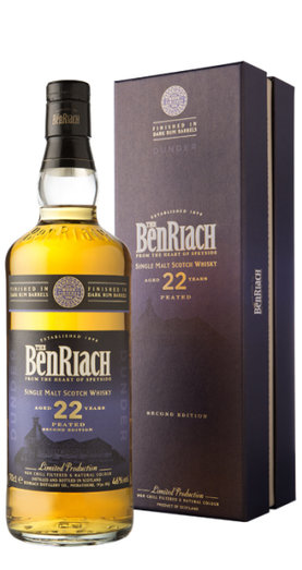BENRIACH 22YO DUNDER 46% 70CL on Sale!