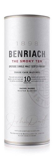 BENRIACH THE SMOKY TEN 10YO 46% 70CL