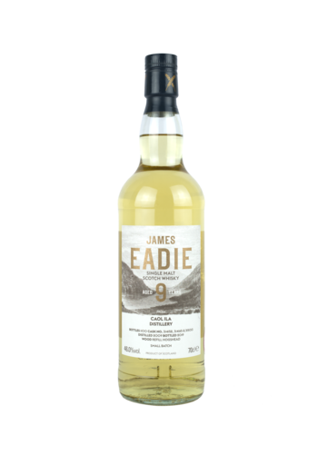 CAOL ILA 9YO JAMES EADIE 46% 70CL