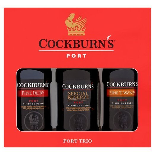 COCKBURNS PORT 5CL TRIPLE PACK