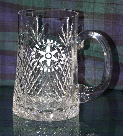 PC WORCESTER DESIGN TALL PINT TANKARD