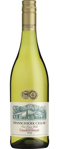 FRANSCHOEK TOWN HALL CHARDONNAY 2019 75cl