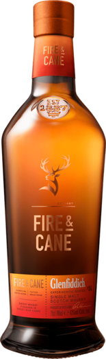 GLENFIDDICH FIRE AND CANE 43% 70CL