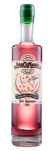 IMAGINARIA RHUBARB AND CUSTARD GIN LIQUEUR 20% 50CL