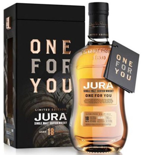JURA ONE FOR YOU 2018 52.5% 70CL