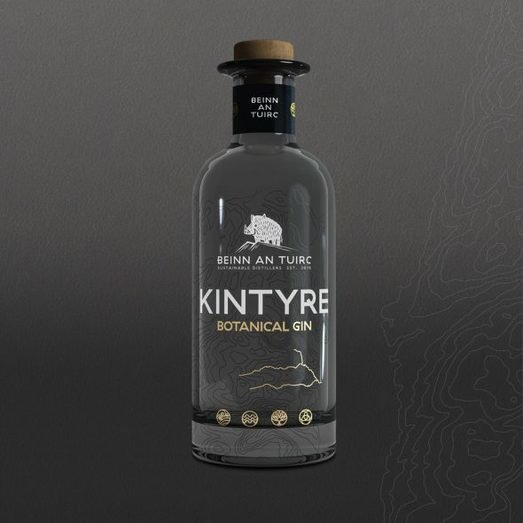 KINTYRE GIN 43% 70CL