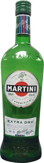 MARTINI DRY 14.7% 75CL