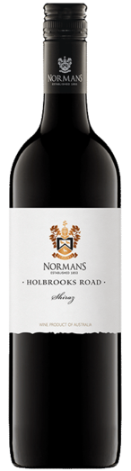 NORMANS HOLBROOKS ROAD SHIRAZ 2018 13.5% 75CL
