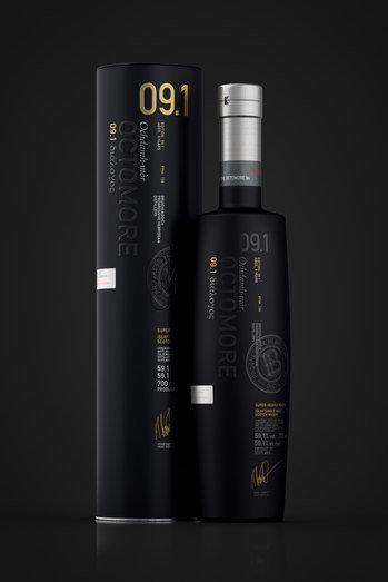 OCTOMORE 9.1 59.1% 70CL