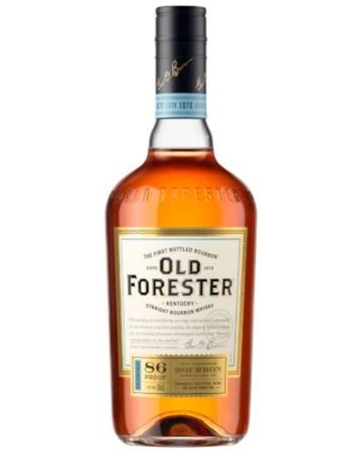 OLD FORESTER BOURBON 43% 70CL