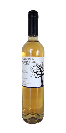 ORIGEN LATE HARVEST 2011 50CL 13% V