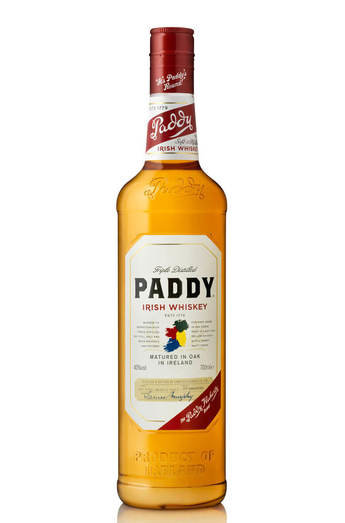 PADDYS IRISH WHISKEY 40% 70CL