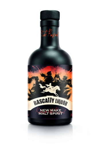 RASCALLY LIQUOR ANNANDALE NEW MAKE MALT SPIRIT 63.5% 20CL