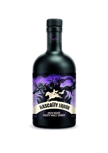 RASCALLY LIQUOR PEATED ANNANDALE NEW MAKE SPIRIT 46% 50CL