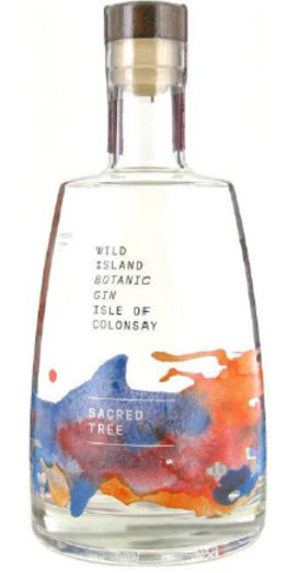 SACRED TREE COLONSAY GIN 43.4% 70CL
