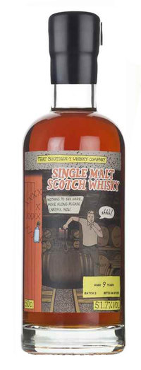 SECRET DISTILLERY 9YO 51.7% 50CL