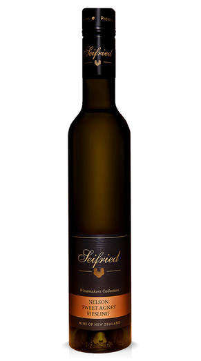 SEIFRIED ESTATE SWEET AGNES RIESLING 2018 11.5% 37.5CL VV