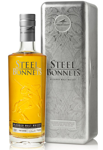 STEEL BONNETS BLENDED MALT WHISKY 46.6% 70CL