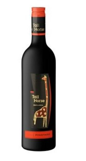 TALL HORSE PINOTAGE 2019 13.5% 75cl