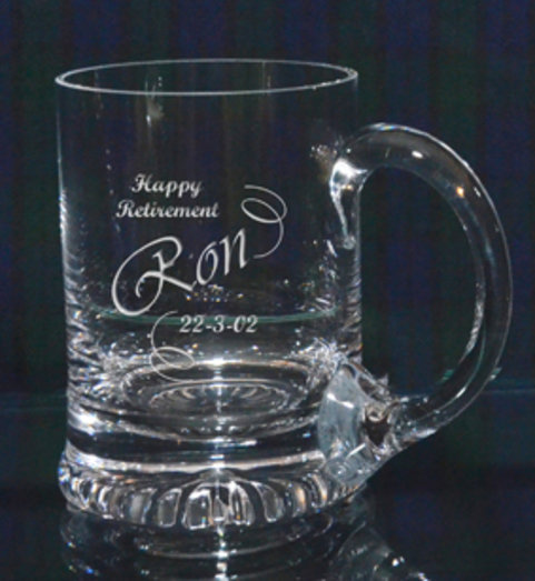TANKARD - PINT 450ML