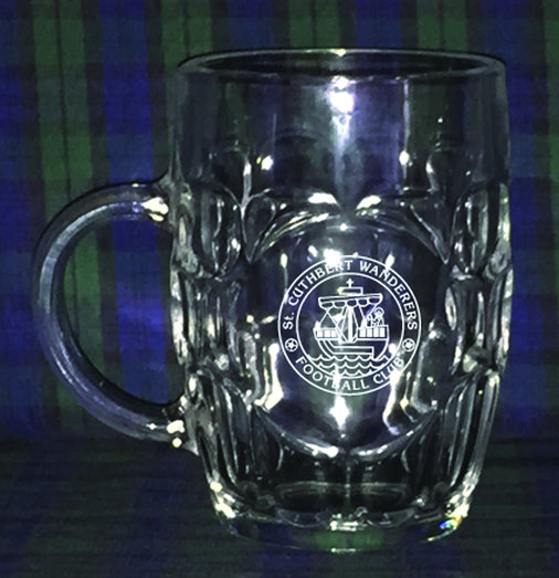 TANKARD - PINT DIMPLE 500ML