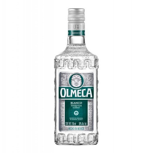 TEQUILA OLMECA SILVER 38% 70CL