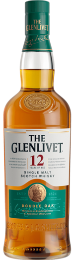 THE GLENLIVET 12YO 40% 70CL