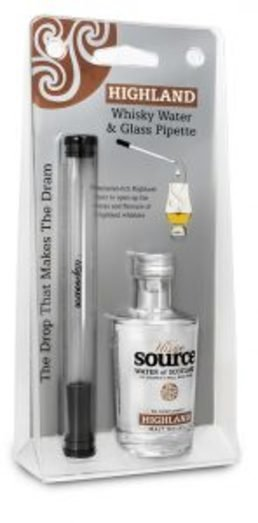 UISGE SOURCE HIGHLAND WATER 5CL WITH PIPETTE