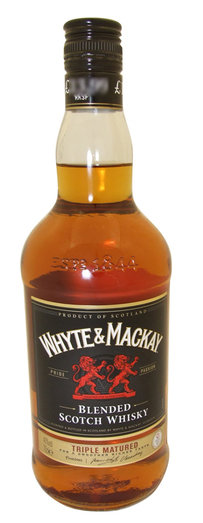 WHYTE & MACKAYS 40% 70CL PM 15.99